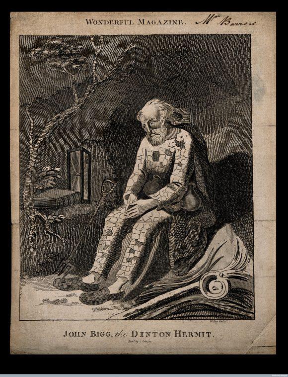 John Bigg: The Dinton Hermin 1793